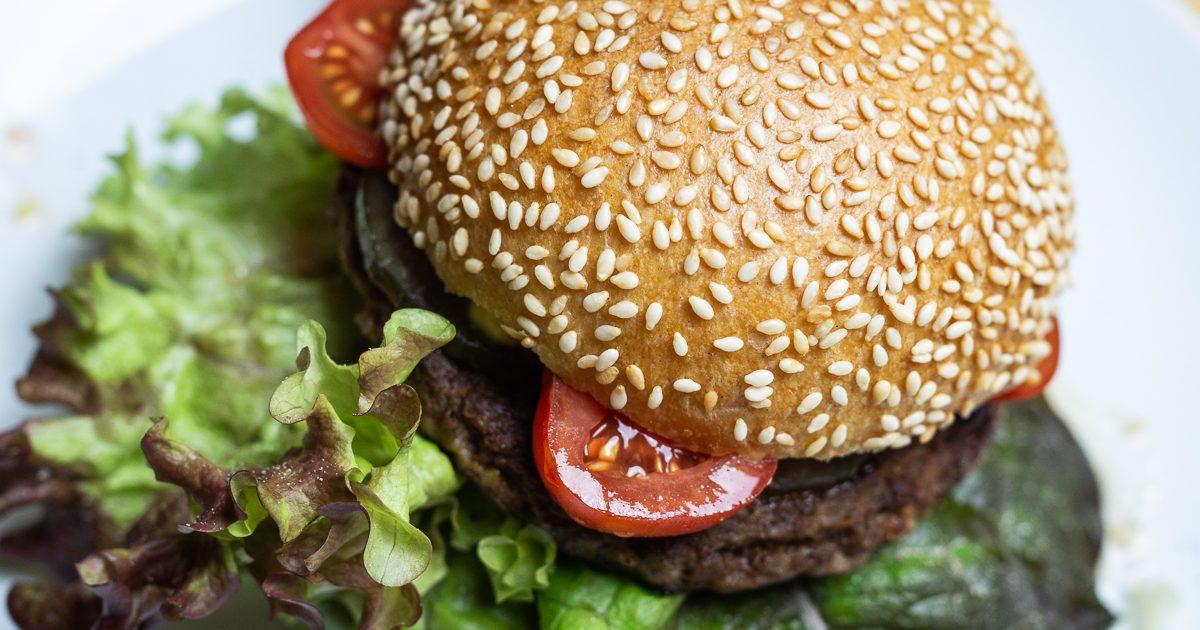 Burger Buns (Hamburger-Brötchen)