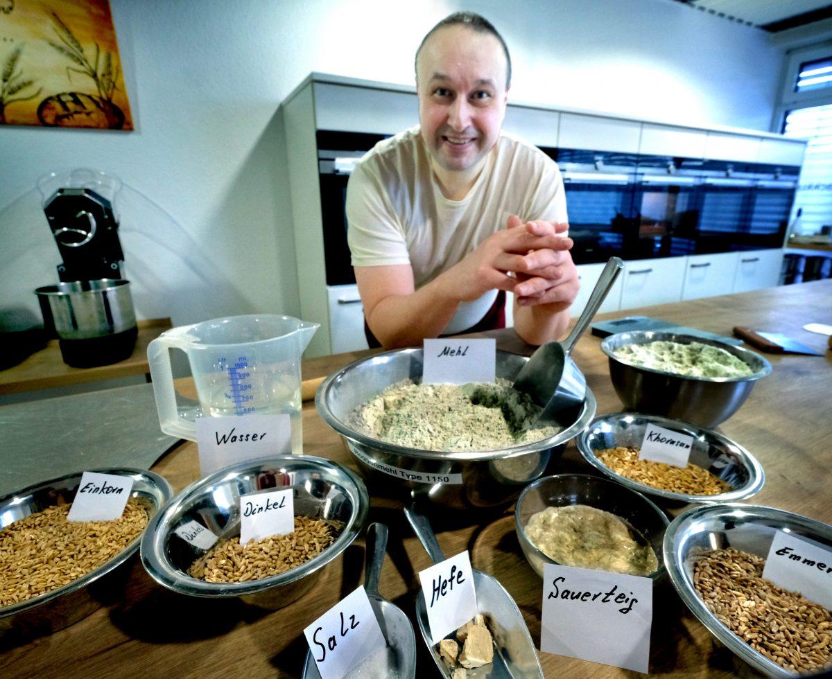 Brot - Kulturgut und Seelentröster