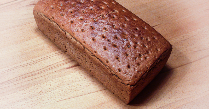 Backen OHNE Hefe: Paderborner Landbrot