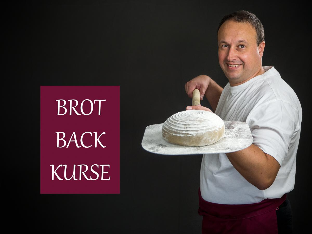 Backkurse für natürliches Brot